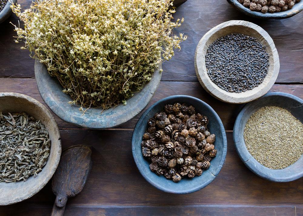 healing benefits of herbal teas